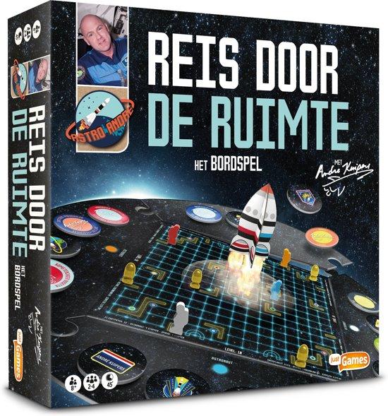 Reis door de ruimte met Andre Kuipers bordspel voor €6,89 @ bol.com