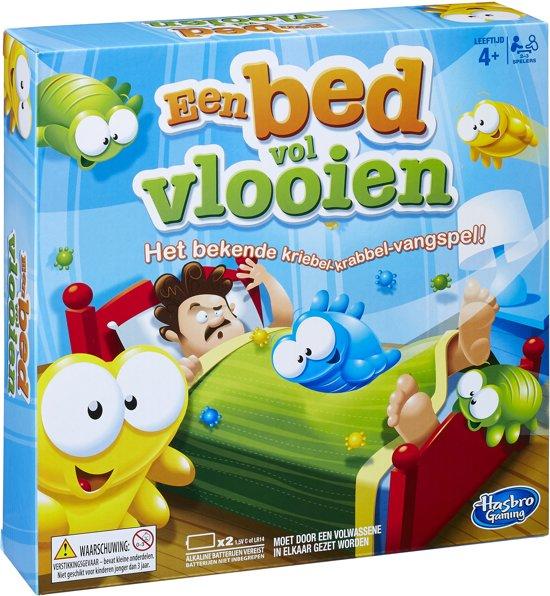 Een bed vol vlooien kinderspel actiespel €7,99 @ bol.com