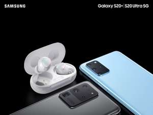 Gratis Samsung Galaxy Buds+ bij S20 Plus 5G of Ultra 5G + extra korting via ING