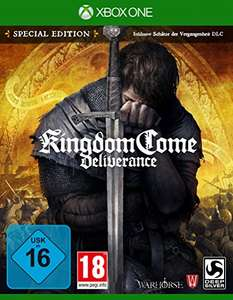 Kingdom Come Deliverance Special Edition (XB1/PS4) @ Amazon.de
