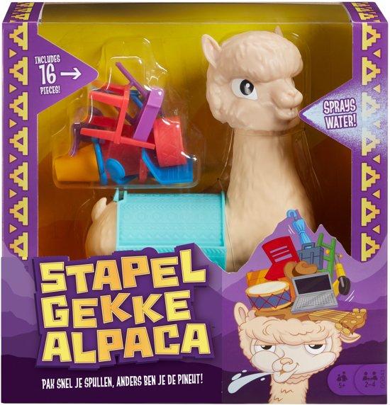[Nu €10,39] Stapelgekke Alpaca Familiespel Actiespel €12,99 @ bol.com