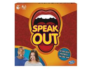 HASBRO Speak Out spel @ Lidl Webshop