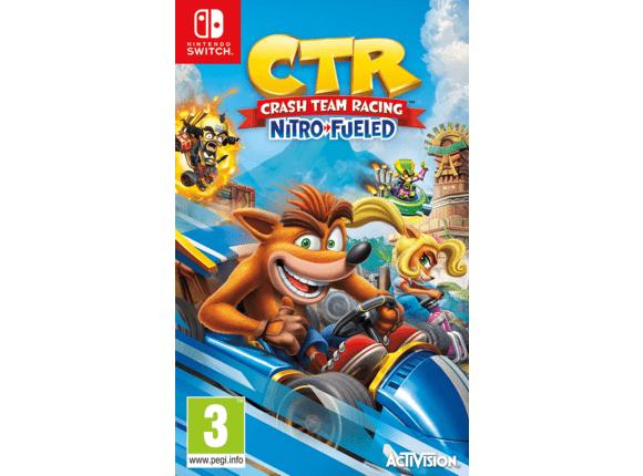 Crash Team Racing Nitro Fueled - Nintendo Switch -18% @ Mediamarkt