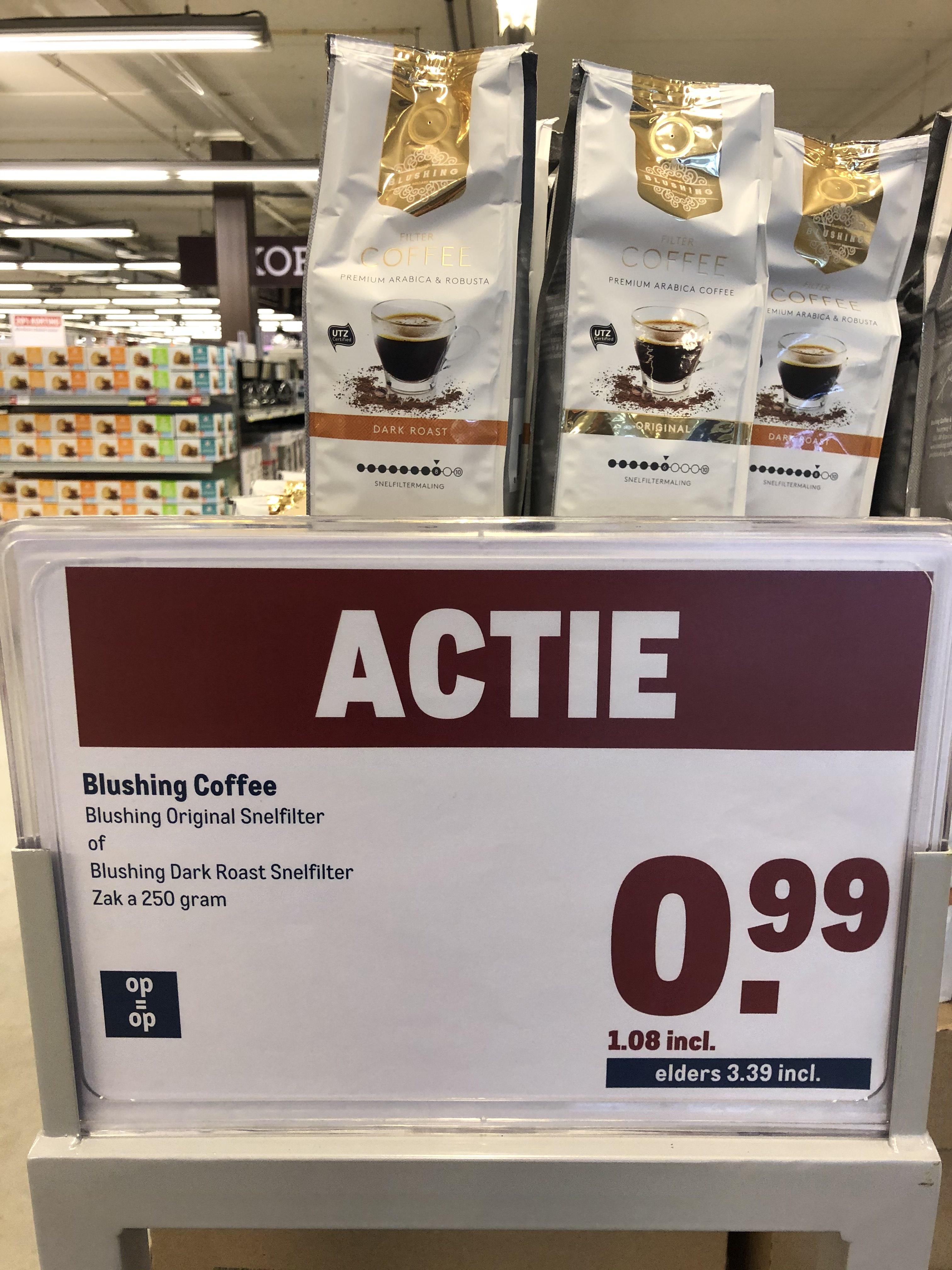 [ Lokaal ] Makro Groningen - Blussing Coffee 250 gram