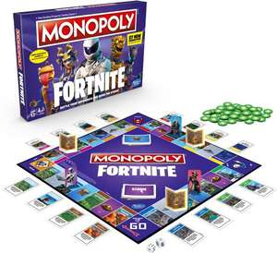 Monopoly fortnite outlet aanbieding @bol.com