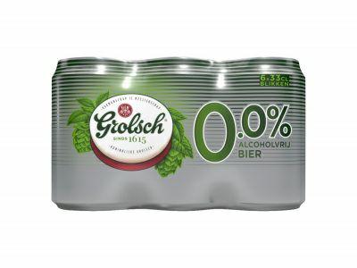 [Hoogvliet] 6-pack Grolsch 0,0% (lokaal? Berkel en Rodenrijs)