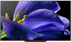 "Sony OLED KD77AG9BAEP 77"" 4K Ultra HD TV @ Hofma"
