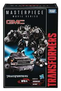 TRANSFORMER MASTERPIECE IRONHIDE