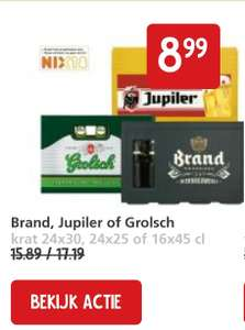 Krat Brand, Jupiler of Grolsch @Jan Linders