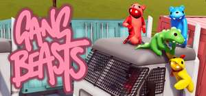 Gang Beasts @Steam -50%
