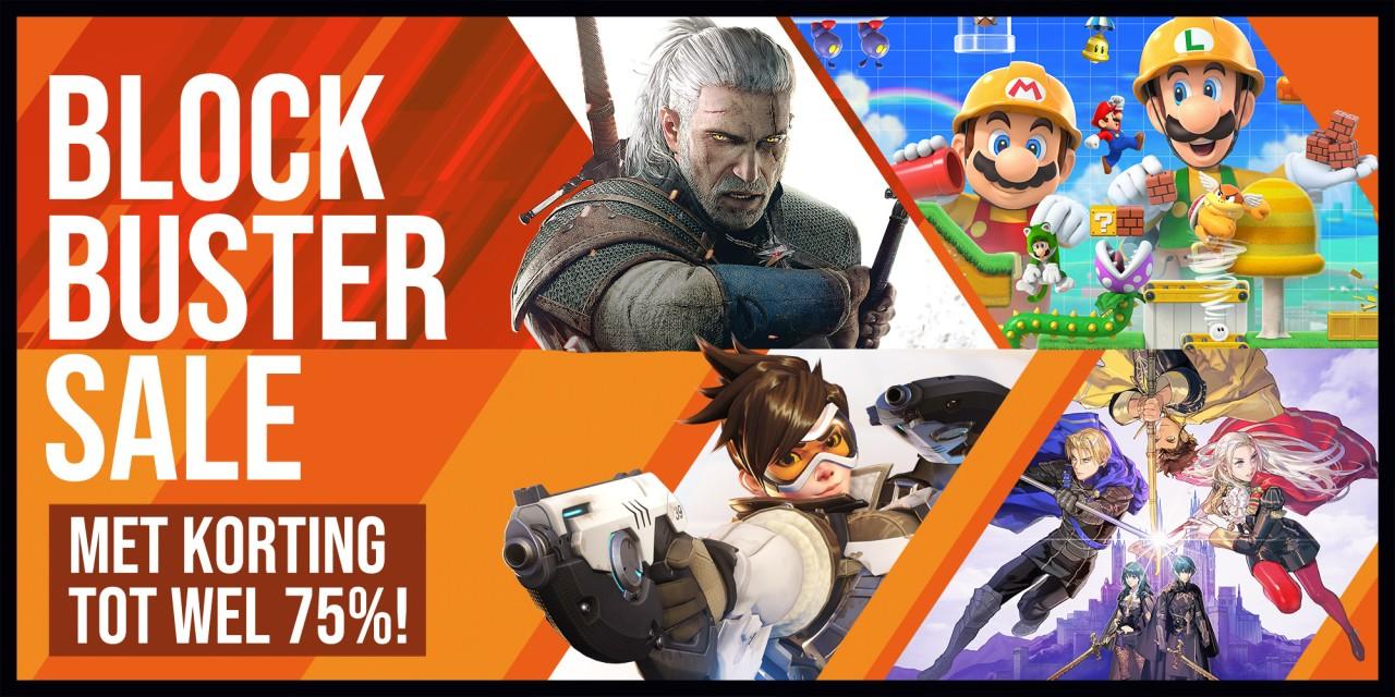 Nintendo Switch eShop Sale: tot 75% korting @Nintendo eShop