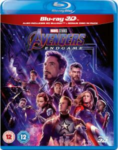 Marvel Blu-ray's (ook 4K en 3D) en DVD's. Korting bij aanschaf twee stuks. O.a. Avengers Endgame.