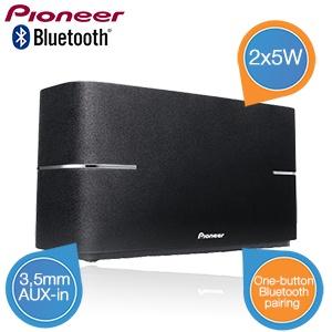 Pioneer Bluetooth-speaker XW-BTS1-K  voor €36,90 @ iBOOD
