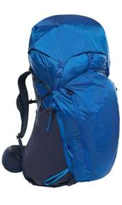 The North Face Banchee Backpack 65 L/XL Nylon Blauw
