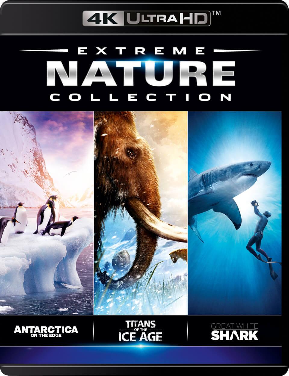 IMAX Extreme Nature / Adventure 4K Ultra HD Blu Ray