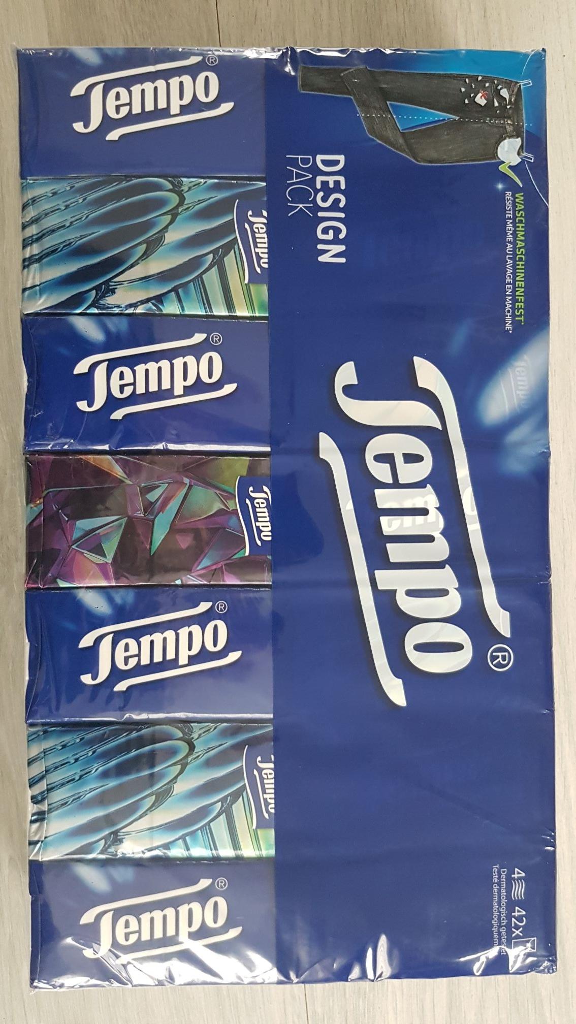 Grootverpakking wasmachine bestendige zakdoekjes van Tempo € 1,30 @ Etos Zwolle centrum