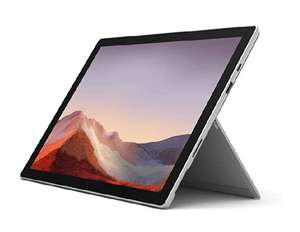 Microsoft Surface Pro 7, Intel Core i5, 8GB RAM, 128GB Platinum