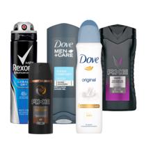 Dove, Axe of Rexona 3 voor €5,00 @Dirk