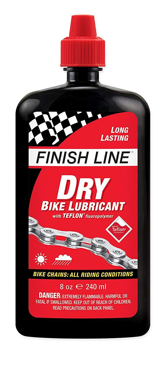 Finish line dry smeermiddel 240ml @ amazon.de
