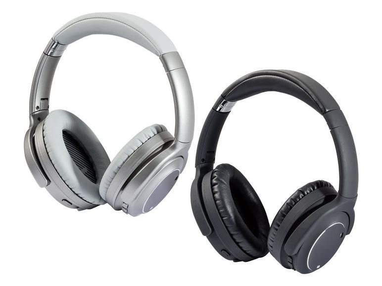 SILVERCREST Bluetooth koptelefoon met noise cancelling
