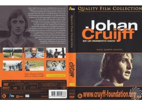 Johan Cruijff - En Un Momento Dado | DVD @ Mediamarkt