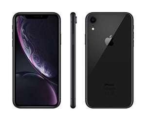 iPhone XR 64GB - Zwart @Amazon.de