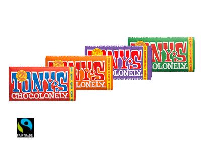 Alle Tony's Chocolonely 2 repen €3,99 @Hoogvliet (ook bij Plus, Jumbo en Poeisz, check beschrijving)