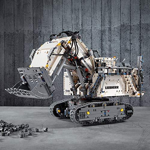 LEGO Technic Liebherr R 9800 Graafmachine (42100) - Amazon.de