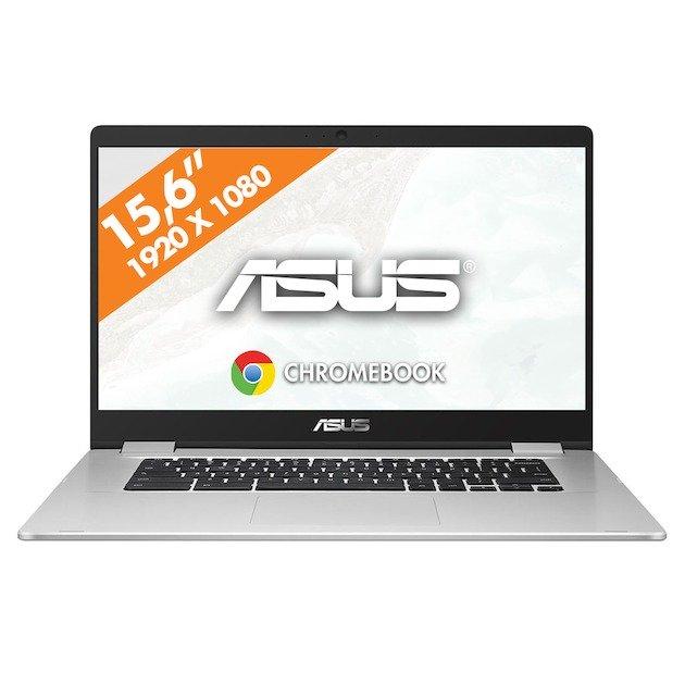 Asus Chromebook C523NA-EJ0052 zilver @ Expert