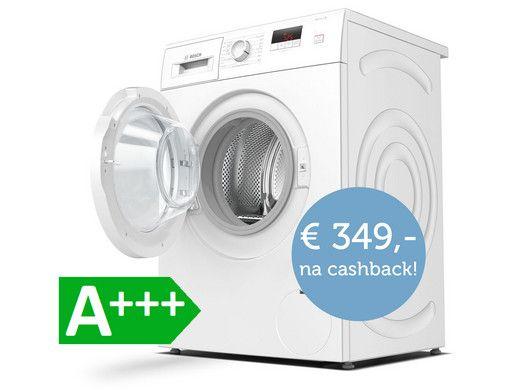 [IBood] Bosch WAJ28070NL A+++ wasmachine