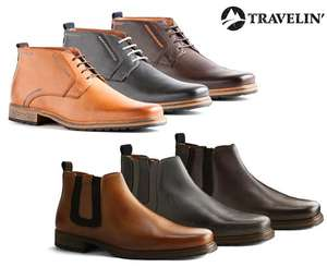 Travelin' Herenschoenen London of Chelsea