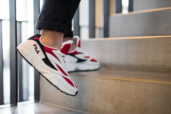Fila Venom heren sneakers @ De Bijenkorf