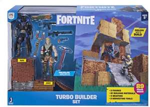 Fortnite Turbo Builder set (Fortnite figuren en bouwplaten)