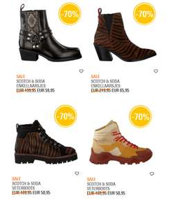 Scotch & Soda boots -70% @ Omoda