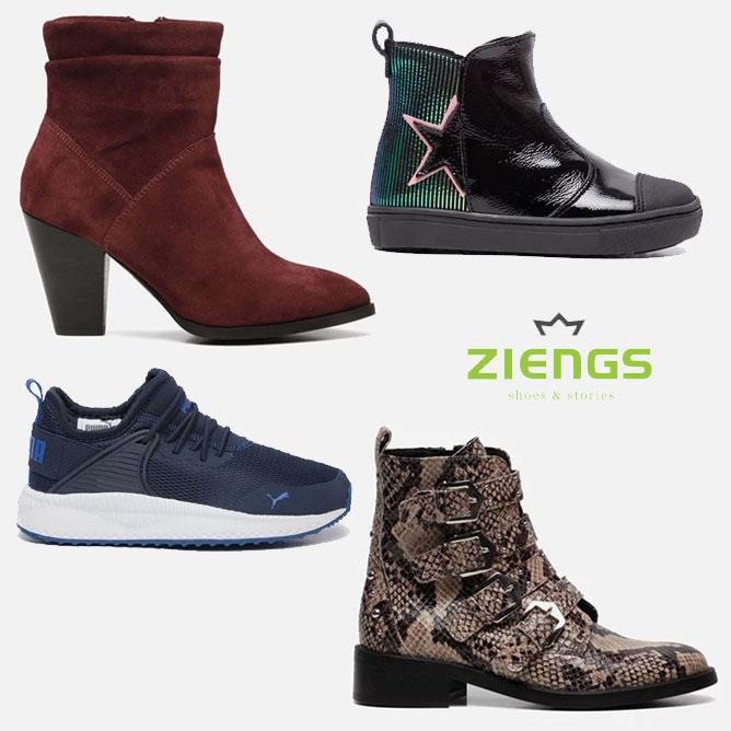 20% EXTRA korting op sale @ Ziengs