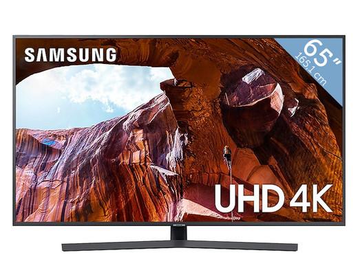 """Samsung 65"""" UHD 4K Smart UE65RU7400 (UE65RU7470SXXN voor €20 meer) @ iBOOD"""