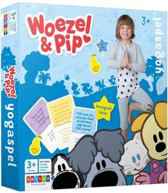 Woezel en Pip Yogaspel voor €9,39 @ bol.com