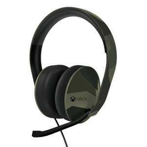 Xbox One Special Edition Armed Forces Stereo Headset voor €40,- @ Microsoft Store