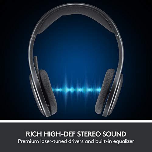 Logitech H800 Draadloze Headset @ Amazon.de