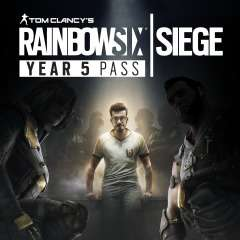 PRIJSFOUT: Tom Clancy's Rainbow Six Siege - Year 5 Pass gratis @ PSN US