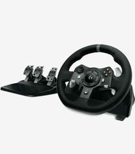 Logitech G920 Driving Force €164 (Xbox One & PC) @ Bol.com