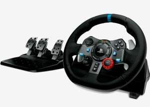 Logitech G29 Driving Force (PS3/PS4/PC) @ Bol.com