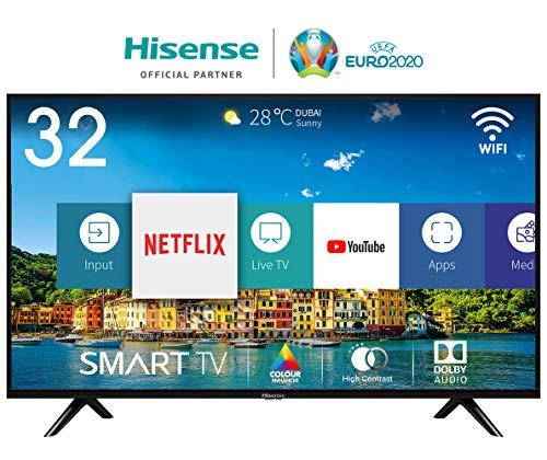 Hisense H32BE5500 Smart-TV voor €159,99 / Hisense H40BE5500 voor €219,99