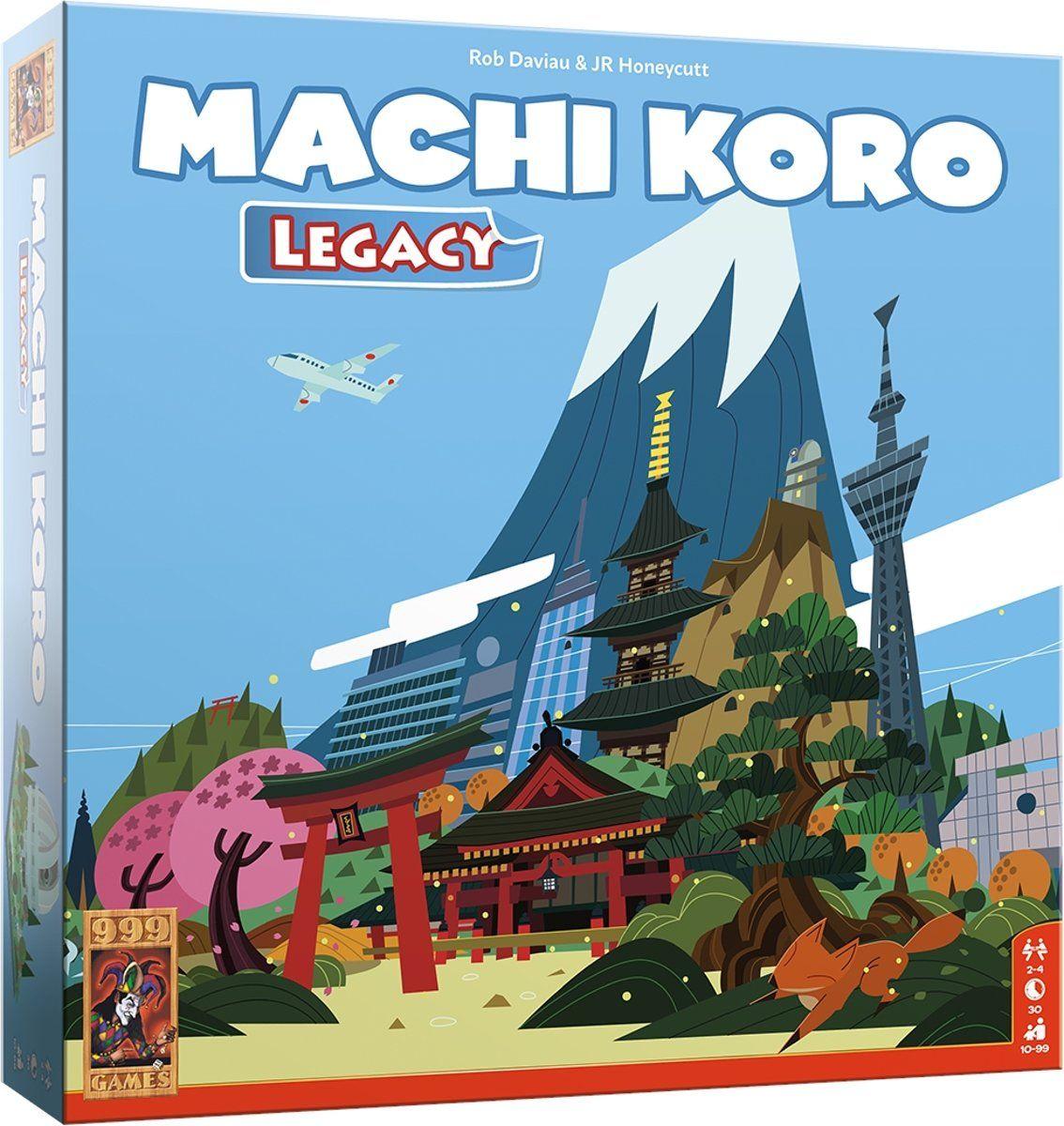Machi koro legacy outlet aanbieding @ Bol.com