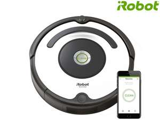 [DAGDEAL] iRobot Roomba 675 wifi robotstofzuiger voor €199,95 @ IBOOD