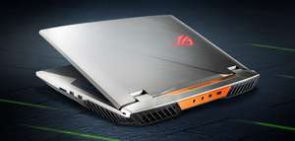 "ASUS ROG G703GXR-EV060T, 17.3"" laptop @ Bol.com"