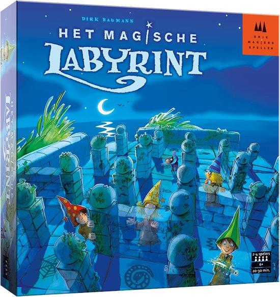 Het Magische Labyrint - Bordspel - Bol.com