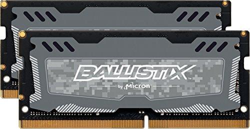 Crucial Ballistix Sport LT 32Gb DDR4 2666 MHz Laptop geheugen @ Amazon.de