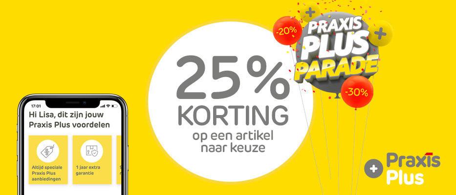 Philips Hue bewegingssensor voor €29,99 met Praxis Plus @ Praxis