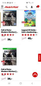 Call of Duty: Modern Warfare | PlayStation 4 / Xbox One @ Mediamarkt